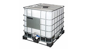 Brand New 640L Schutz IBCs on Plastic Pallets shipped in