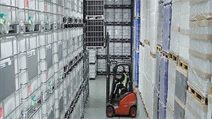 PurePac Continues to Expand Warehouse Storage Services