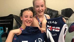 Update on PurePac Sponsorship of Girls England Dance Team