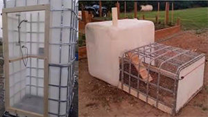 Reuse and refashion. Ingenious IBC Uses!