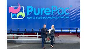PurePac hit CurTec Sales Milestone