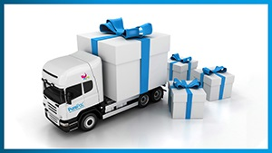 Gifting packaging peace of mind