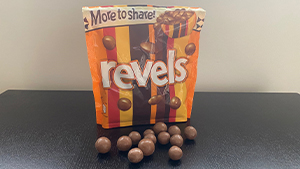 If this January were a sweet, it would be a Revel...